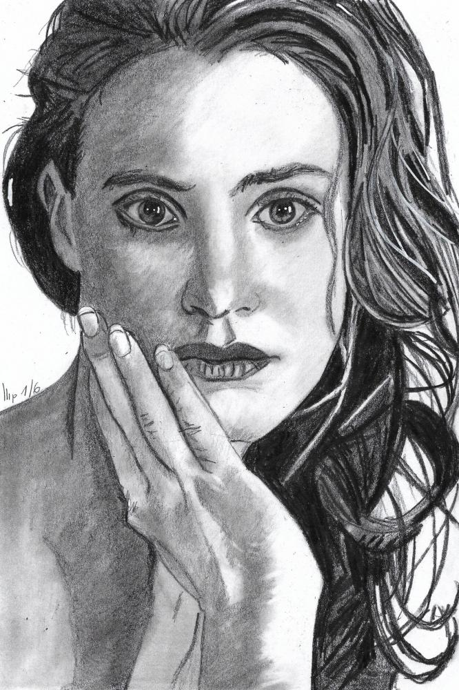 Jessica Chastain par patrick